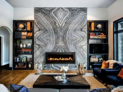 Residential-fireplace